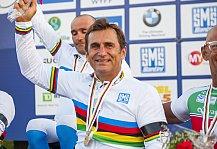 Blancpain GT Serien: Zanardi wird Staffel-Weltmeister mit dem Handbike - Habe ein gro�es L�cheln in meinem Gesicht