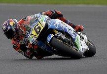 MotoGP: Bradl erlebt Horror-Samstag mit zwei St�rzen - Vom Winde verweht