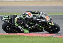 MotoGP: Tech 3: Smith hauchd�nn vor Espargaro - Setup-Probleme bei beiden Piloten