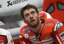 MotoGP: Crutchlow: So schlecht wie nie - Desaster-Wochenende setzt sich fort