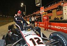 IndyCar: Sieg f�r Kanaan, Titel f�r Power - Freudentr�nen bei Power