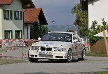 DRS: J�rgen Geist gewinnt AvD-Niederbayern-Rallye 2014 - Erster BMW Sieg in Niederbayern seit 10 Jahren