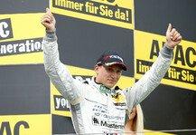 ADAC GT Masters: Auf dem N�rburgring f�hrt G�tz auf das Podium - G�tz zur�ck in der Erfolgsspur