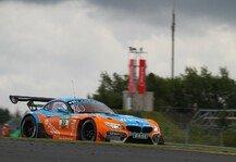 ADAC GT Masters: Schwieriges Wochenende f�r Schubert - F�hrung in der Teamwertung