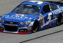 NASCAR: Kahne gewinnt nach zwei Verl�ngerungen - Dramatische Endphase
