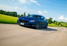 Auto: Veredelungsprogramm f�r den Maserati Quattroporte - Tuning in und am Auto