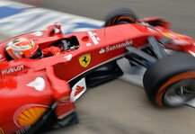 Formel 1: R�ikk�nen: ERS bremst Ferrari ein - H�nde durch Motorenreglement gebunden