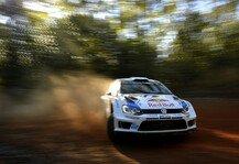 WRC: Australien: Ogier holt sechsten Saisonsieg - Volkswagen mit historischem Dreifacherfolg
