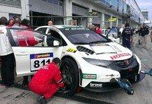 VLN: Kurze Premiere f�r den WTCC-Honda - Unfall im Zeittraining