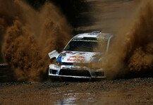 WRC: Volkswagen: 1 - 2 - 3 und Weltmeister - Ein gro�artiger Tag