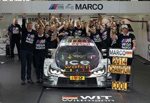 DTM: Das BMW Team RMG im Portr�t - Meistermacher aus der Eifel