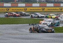 DTM: Mercedes-Upgrade: Droht die totale Dominanz? - Gutes Auto oder drei Zufallstreffer?