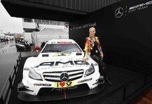 DTM: Prominente G�ste bei der DTM am Lausitzring - Mercedes l�dt zum Boxen-Besuch