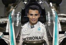 Formel 1: Mercedes: Wehrlein wird Ersatzfahrer - Vielversprechende Zukunft
