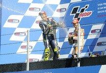 MotoGP: Auslaufrunde - der etwas andere R�ckblick - Der Tag des Valentino Rossi - und der Team-Duelle