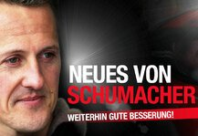 Formel 1: News-Ticker zu Michael Schumacher - Keep Fighting