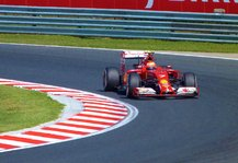 Formel 1: Jonas' Highlight 2014: Puszta-Party in Ungarn - Live dabei: Hitziger Hungaroring