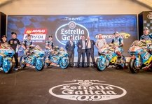 MotoGP: Marc VDS, Estrella: Launch-Spektakel in Madrid - Geballte Star-Power f�r ambitioniertes Projekt