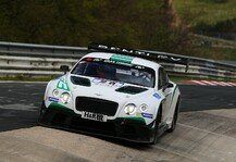 VLN: Seefried verst�rkt Bentley Team HTP - �berzeugendes Paket