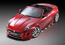Auto: Hingucker: Jaguar F-Type Roadster 5.0 V8 - Tailor Made Performance Line