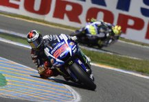 MotoGP: Rossi warnt in Mugello vor Lorenzo - Yamaha am Dr�cker