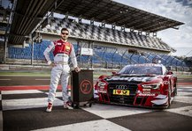 DTM: Magic Molina wird Magic Devil - Laut, stark und intensiv