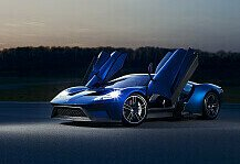 Auto: Goodwood: Ford GT mit 600 PS - Ford Focus RS mit Rennstreckendeb�t