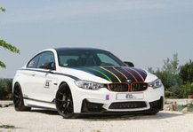 Auto: TVW Car Design peppt BMW M4 auf - Performance-Upgrade f�r die DTM Champion Edition