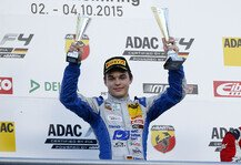 ADAC Formel 4: Rookie-Meister David Beckmann im Interview - Zehn Siege in der Rookie-Wertung