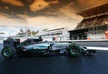 Formel 1: Formel 1 - Wetter Mexiko: Regen in Training, Qualifying, Rennen