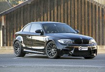 Auto: PS-Upgrade f�r das BMW 1er M Coup� durch Alpha-N - Satte 224 PS mehr