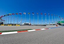 Formel 1: Formel 1, Wetter Sotschi: Sonne satt beim Russland GP