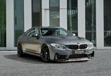 Auto: G-Power M4 GTS: BMW-Extremsportler noch dominanter - Power-Upgrade f�r den limitierten Hochleistungssportler
