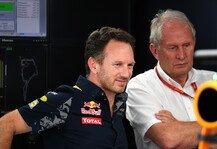 Formel 1: Red Bull schwächt Markos Coronavirus-Kommentare: War nie ernst