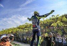 MotoGP: Valentino Rossi vor letztem Heim-GP: Spüre keinen Unterschied