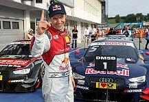 Formel E: Mattias Ekström: Abt-Rückkehr für Einstieg in Extreme E 2021