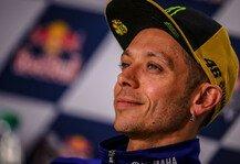 MotoGP: MotoGP - Valentino Rossi: Neuer Plan für Rücktrittsentscheidung