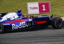 Formel 1: Formel-1-Quiz: Kurven-Wirrwarr zum Mitraten