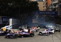 Formel E: Formel E, Monaco: Formel-1-Kurs wird für ePrix 2021 angepasst