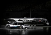 Auto: Mercedes-AMG Project One inspiriert Supersport-Rennboot