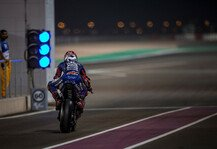 MotoGP: Maverick Vinales in Katar: Neues Setup macht Tests wertlos