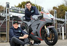 Bikes: Isle of Man TT: John McGuinness, Michael Dunlop in einem Team