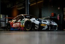 ADAC GT Masters: ADAC GT Masters 2018: IronForce by RING POLICE startklar