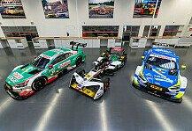 DTM: DTM und Formel E: 12 Rennen in nur 23 Tagen für Audi-Fahrer