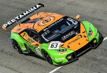 Blancpain GT Series: GRT Grasser Racing Team in Silverstone in den Top-10