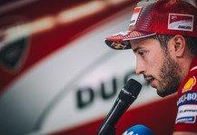 MotoGP: MotoGP - Kein Speed, kein Feuer: Luft raus bei Dovi und Ducati