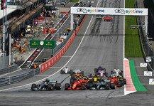 Formel 1: Formel 1: So soll der neue Europa-Kalender für 2020 aussehen