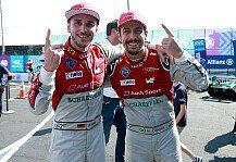 Formel E: Formel E - Di Grassi: Daniel Abts Qualität oft unterschätzt