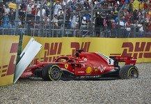 Formel 1: Formel 1 Hockenheim: Vettel brennt auf Wiedergutmachung für '18