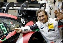 DTM: Motorsport-Ikone Zanardi: Positiv bleiben trotz Corona-Krise